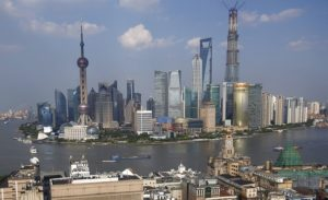 Shanghai, China's Financial Center