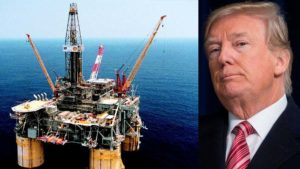 Trump has promised to make it easier to drill for oil and natural gas offshore